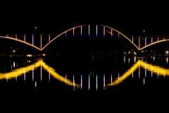 Aqua Lights - Milwaukee, WI.