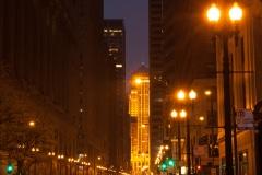 A Desolate Street - Chicago, IL.