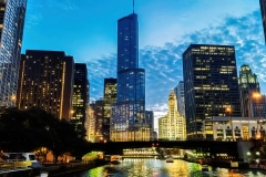 Riverwalk - Chicago, IL.