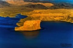 Sundown on Lake Mead - Lake Mead NV