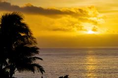 End of Day - Maui, HI,