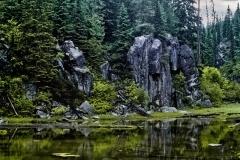 Backwoods Getaway - Northern Idaho.
