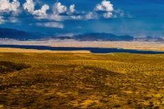 Barren Land - Southern NV.