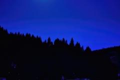 Full Moon Over Idaho -  Lake Pend Oreille, Sandpoint, ID.