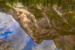 Reflections at Mirror Lake - Yosemite N.P.-CA.