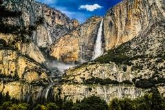 Yosemite Falls - Yosemite N.P. CA.