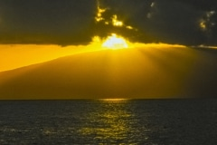 Cosmic Peekaboo - Maui HI.