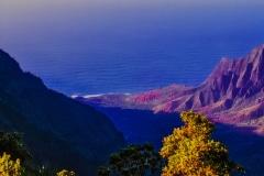 Napali Coast - Kauai HI.