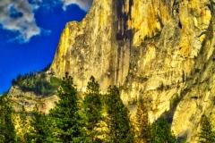 Half Dome - Yosemite CA.