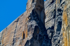 Jagged Cliff - Yosemite CA.
