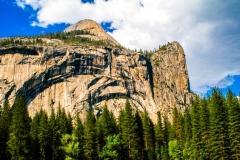 Scratched Up - Yosemite CA.