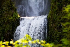 Over the Edge - Columbia River Gorge OR.